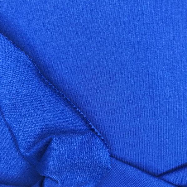 Футер 2х нитка б/н 92хб-к/8эл 260гр 185см текстиль Темный василек
