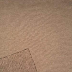 Футер 3х нитка б/н 100хб-к 340гр 180см текстиль Древесный дым