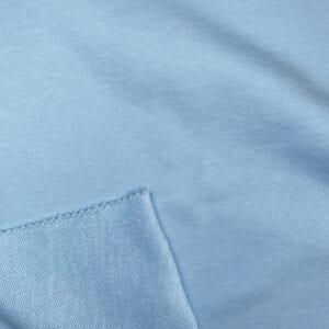 Футер 3х нитка б/н 100хб-к 340гр 180см текстиль Небесный