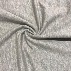 Футер 3х нитка б/н 50хб/50пэ компакт 340гр 180см текстиль Серый меланж