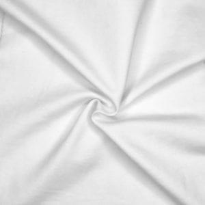 Футер 2х нитка для Сублимации 45хб-к/45пэ/10эл 250гр 180см текстиль Белый