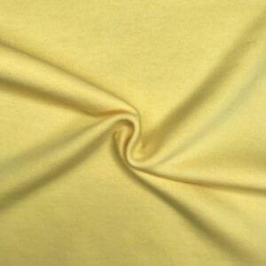 Футер 3х нитка б/н 90хб-к/10пэ 330гр 180см текстиль Банановый