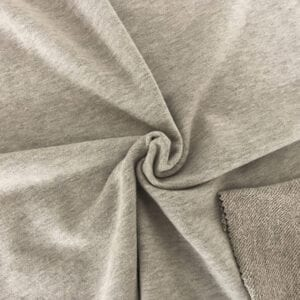 Футер 3х нитка б/н 50хб/50пэ компакт 300гр 180см текстиль Пудра меланж