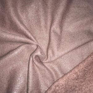 Футер 3х нитка б/н Напыление Искры на лице 100хб-к 340гр 160см текстиль Пудра/Серебро