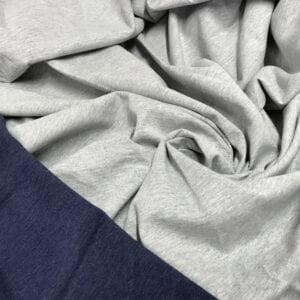 Милано Isola однотон/меланж 70хб-к/25пэ/5эл 250гр 165см текстиль Синий