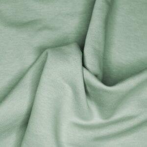 Футер 2х нитка б/н 92хб-к/8эл 260гр 185см текстиль Снежная мята