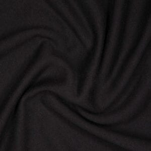 Футер 3х нитка б/н peach effect 100хб-к 420гр 180см текстиль Черный