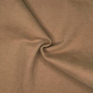 Футер 3х нитка б/н peach effect 100хб-к 420гр 180см текстиль Древесный дым