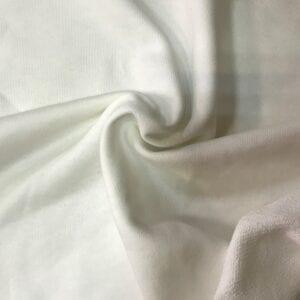 Футер 3х нитка б/н 100хб-к 340гр 180см текстиль Молочный