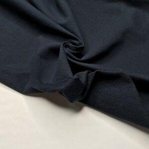 Футер 2х нитка б/н Peach Effect 92хб-к/8эл 260гр 185см текстиль Темно-синий
