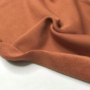 Футер 3х нитка б/н 100хб-к 610гр 180см текстиль Карамель