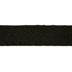 Лента киперная 13 мм Черный