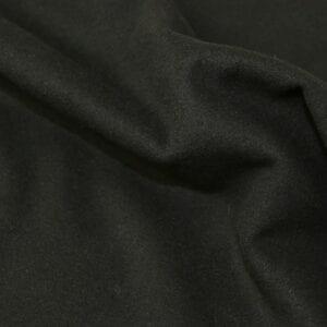 Ткань Daisy 64пэ/31вис/5эл 225гр 140см текстиль Черный