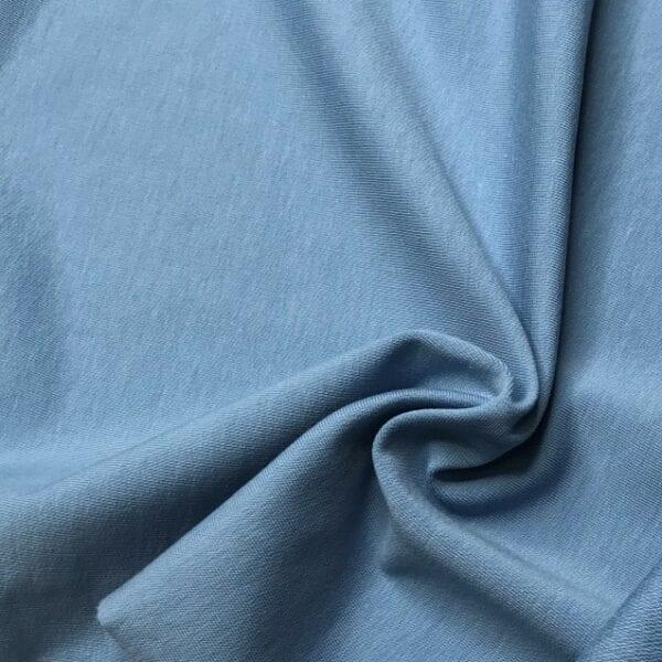 Футер 3х нитка с/н 70хб-к/30пэ 330гр 180см текстиль Пыльный деним