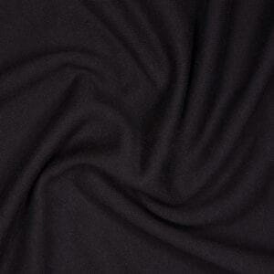 Футер 3х нитка б/н 100хб-к 610гр 180см текстиль Черный