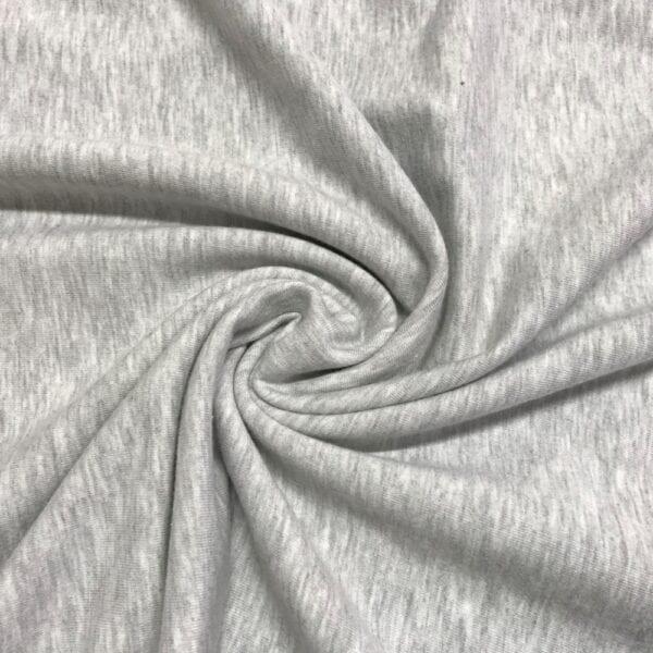 Футер 3х нитка с/н 70хб-к/30пэ 330гр 180см текстиль Молочный меланж