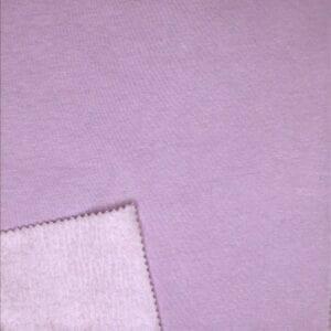 Футер 3х нитка с/н 70хб-к/30пэ 330гр 180см текстиль Лавандовый