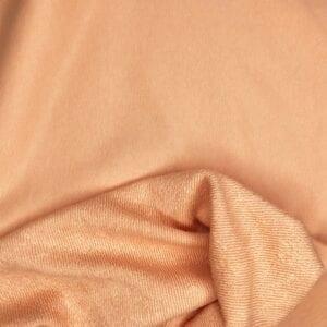 Футер 3х нитка б/н 90хб-к/10пэ 330гр 180см текстиль Абрикосовый смузи