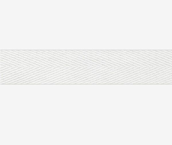 Лента киперная 13 мм Белая