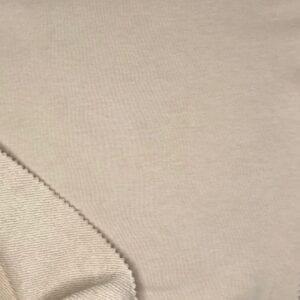 Футер 3х нитка б/н 90хб-к/10пэ 330гр 180см текстиль Бежевый