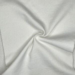 Футер 3х нитка б/н 100хб-к 420гр 180см текстиль Молочный