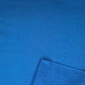Футер 3х нитка б/н 90хб-к/10пэ 330гр 180см текстиль Голубая лагуна