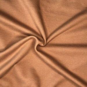 Футер 3х нитка б/н Peach Effect 90хб-к/10пэ 330гр 180см текстиль Древесный дым